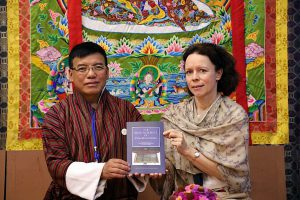 Teaching exchange with the Jigme Singye Wangchuck School of Law