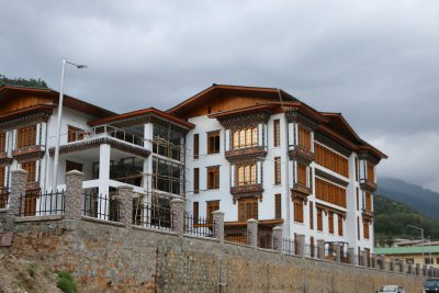 Khesar Gyalpo University of Medical Sciences Bhutan