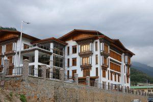 Neues Gebäude für die Khesar Gyalpo Medizininische Universität