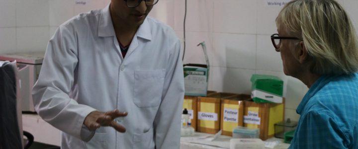 Gespräch mit Dr. Pawan Katel