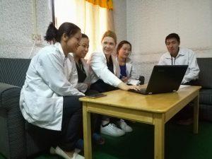 Training for Neuronavigation in JDWNR Hospital