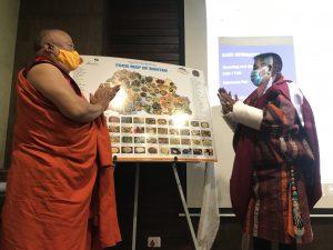 Launching the Food-Map of Bhutan